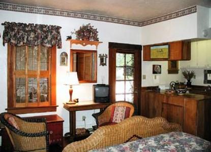 El Presidio bed & Breakfast Inn, Gate House Suite