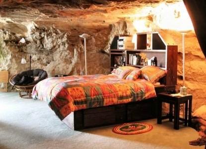 Kokopelli's Cave B&B-Bedroom