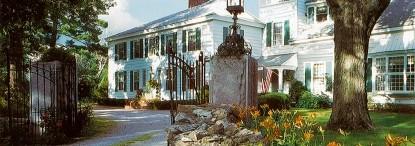 Ormsby Inn Entrance