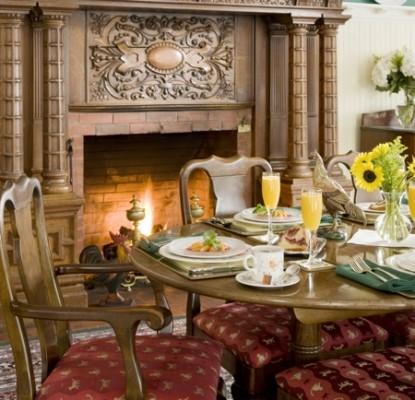 Ormsby Inn Breakfast