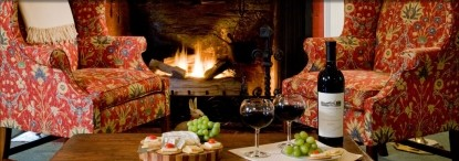 Ormsby Inn FIre and Wine