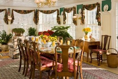 Ormsby Inn Dining area