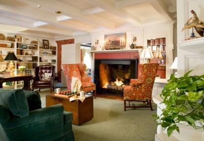Omrsby Inn Fireplace
