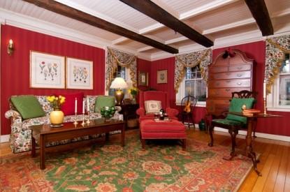 Ormsby Inn Living area