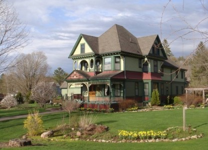 Habberstad House Bed and Breakfast-Front View