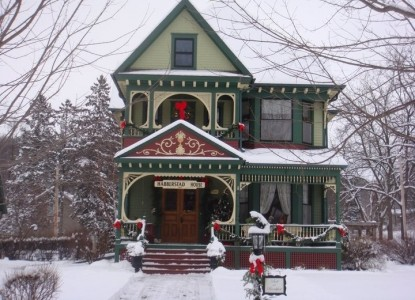 Habberstad House Bed and Breakfast-Snow