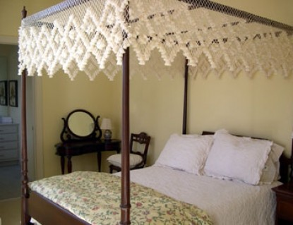 The Garden House Bed & Breakfast-Bed