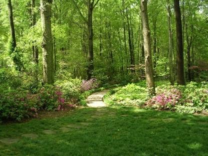 The Garden House Bed & Breakfast-Walk Path