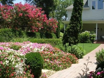 The Garden House Bed & Breakfast-Garden