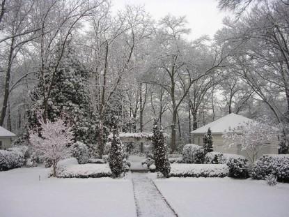 The Garden House Bed & Breakfast-Snow
