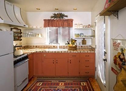 Alexander's Inn Bed & Breakfast-Cottage Kitchen