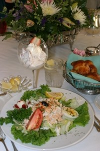 Nagle Warren Mansion Bed & Breakfast-Light Salad