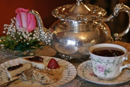 Nagle Warren Mansion Bed & Breakfast-Afternoon Tea