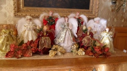 Nagle Warren Mansion Bed & Breakfast- Christmas Angels