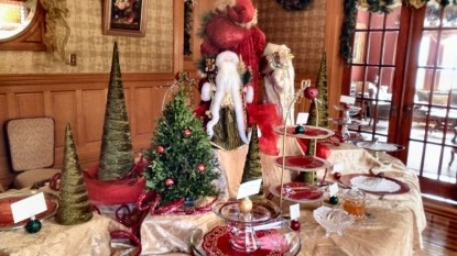 Nagle Warren Mansion Bed & Breakfast-Holiday Afternoon Tea