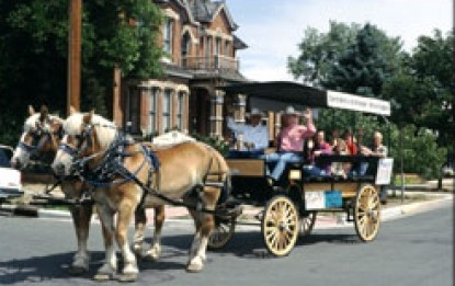 Nagle Warren Mansion Bed & Breakfast-Carriage Ride