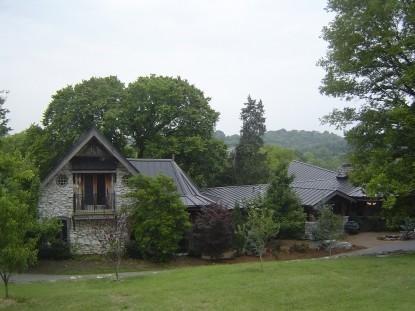 Thistletop Inn Back Yard