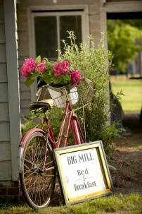 Big Mill Bed & Breakfast bicycle