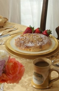 Hamanassett Bed and Breakfast coffee