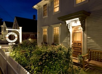 Beautifully restored colonial house located in the heart of Provincetown nestled between Commercial & Bradford Streets.