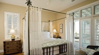 The Cottages on Charleston Harbor, bedroom