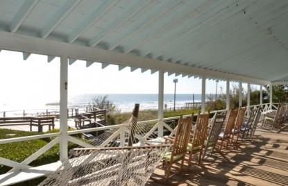 Sea View Inn- deck view