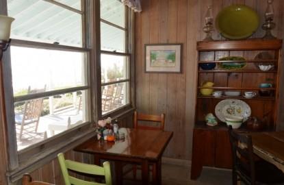 Sea View Inn-dinner view