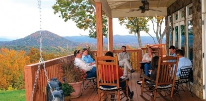 Lucille's Mountain Top Inn and Spa meetings