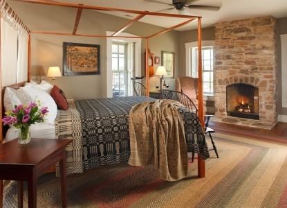 The Inn at Hermannhof-Bedroom