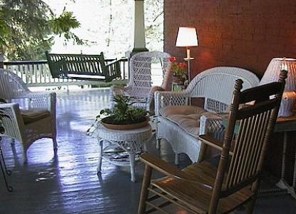 Amanda Gish House Bed and Breakfast-Sitting Area