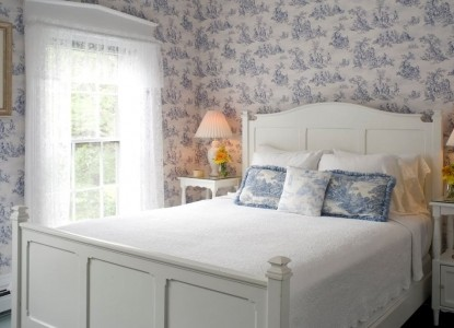 The Liberty Hill Inn-Bedroom