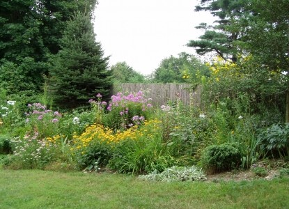 River Hill Bed & Breakfast, Perennial Gardens