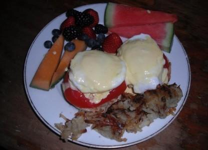 Mandolin Inn Bed & Breakfast-Breakfast