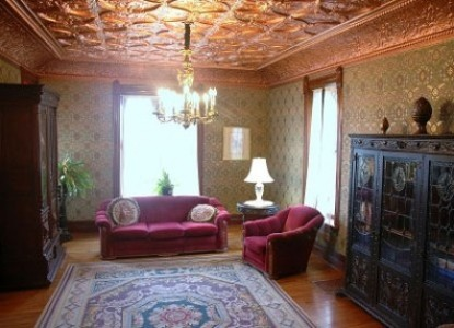 Nauvoo Grand - A Bed & Breakfast Inn-Sitting Area