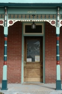 Nauvoo Grand - A Bed & Breakfast Inn-Door