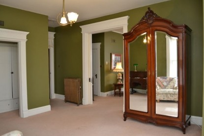 The Grand Anne Bed & Breakfast mirror