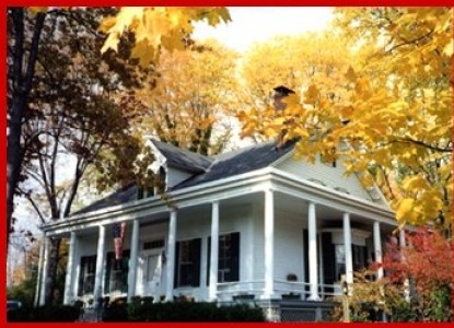 ROMANTIC-BEST BED & BREAKFAST IN HUDSON VALLEY. Near West Point, Storm King Art Center & Bear Mountain. Member of Select Registry & Diamond Collection.