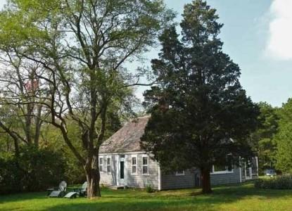Gull Cottage B&B Wellfleet, front view