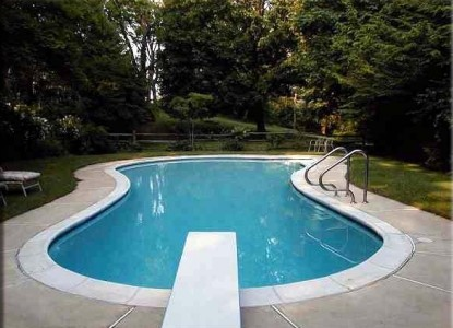 The Great Valley House of Valley Forge-Pool