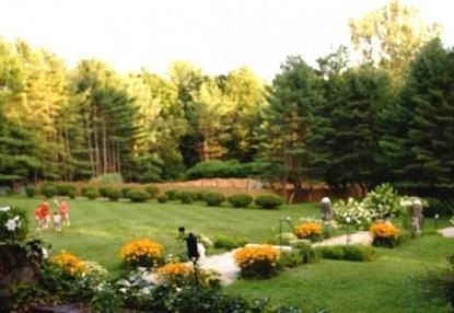 Seven Hills Inn,garden