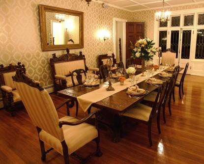 Seven Hills Inn, Dining Room