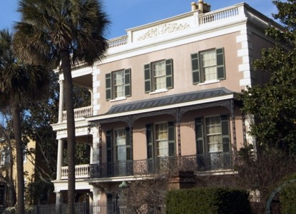 21 East Battery Bed and Breakfast building