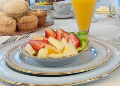 Red Forest Bed and Breakfast-Breakfast