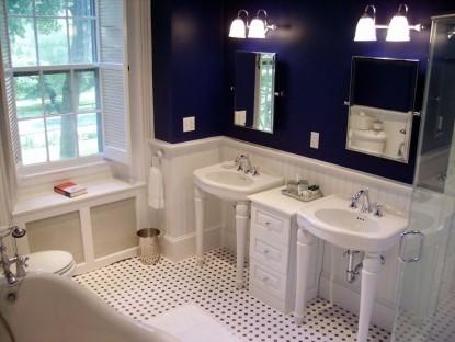 Sweetwater Farm-Master Bathroom
