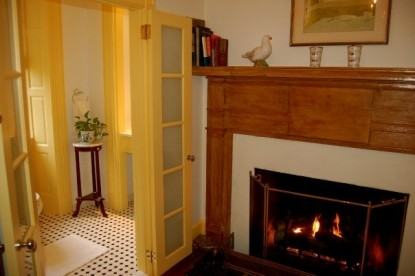 Sweetwater Farm-Caldwell Fireplace