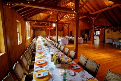 Sweetwater Farm-Wedding Dinner