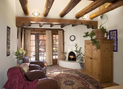Hacienda Nicholas Bed & Breakfast-The Sunflower Suite