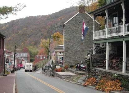 Camp Hill Bed and Breakfast, area attractions