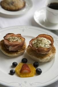 Ashley Manor, breakfast