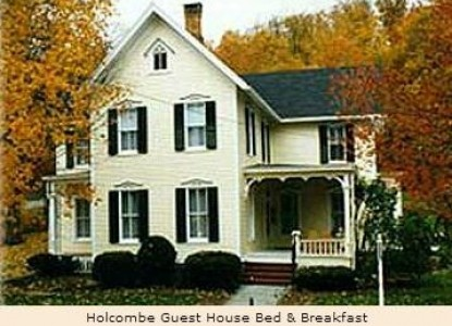 Holcombe Guest House Bed & Breakfast